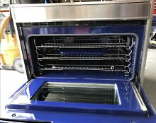 Wolf L Series 36  Single Dual Convection SS Electric Wall Oven SO36US SO36U S