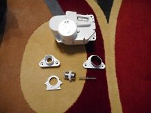 Jenn Air KitchenAid Refrigerator Ice Maker Auger Motor NEW Part W10215646   C 8
