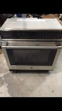 GE Caf  Series 30  CT9050SHSS Built In Single Convection Wall Oven