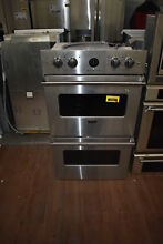 Viking VEDO5302SS 30  Stainless Electric Convection Double Wall Oven  31871 HRT