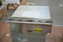 Viking Pro Custom VEWD527SS 27  Stainless Warming Drawer 1 4 Cu Ft   25021
