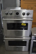 Viking VEDO5302SS 30  Stainless Electric Double Wall Oven NOB  33407 HRT