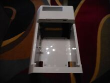 Whirlpool Kenmore Refrigerator Ice Maker Control  Cover Front  Bin Housing  C