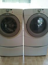 Whirlpool Duet set Washer and Dryer