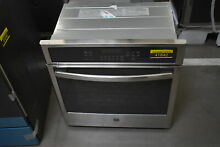 GE JK5000SFSS 27  Stainless Electric Single Wall Oven NOB  41842 MAD
