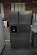 Whirlpool WRS315SDHZ 36  Stainless Side by Side Refrigerator NOB  41893 HRT
