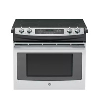 GE JD630SFSS 30  Stainless Drop In Electric Range NOB  41940 HRT
