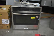 GE PT9050SFSS 30  Stainless Single Electric Wall Oven NOB  42042 HRT