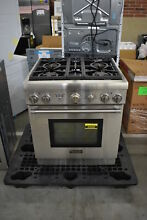 Thermador PRD304GHU 30  Stainless Pro Style Dual Fuel Range NOB  42049 MAD