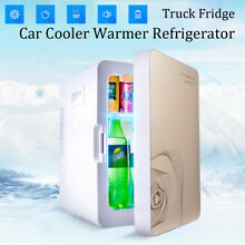 20L Portable 12V Car Mini Fridge Freezer Travel Cool Warmer Refrigerator DC 220V