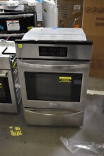 Frigidaire FFGW2425QS 24  Stainless Single Gas Wall Oven NOB  42069 HRT