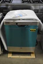 GE GDF640HSMSS 24  Stainless Full Console Dishwasher NOB  42189 HRT