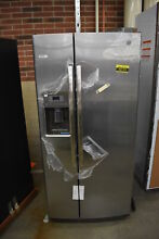GE GSS23GSKSS 33  Stainless Side by Side Refrigerator NOB  42173 HRT