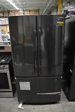 Samsung RF260BEAESG 36  Black Stainless French Door Refrigerator NOB  33994 CLN