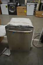 GE PDT825SSJSS 24  Stainless Fully Integrated Dishwasher  42285 HRT