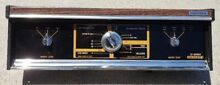Kenmore Washing Machine control panel assembly with 2018 reman timer 384536