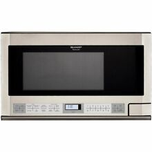 1 5 CF Over the Counter Microwave  1100W