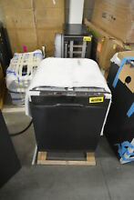 GE GDP615HBMTS 24  Black Stainless Fully Integrated Dishwasher NOB  42434 HRT