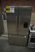 Fisher Paykel RF201ACUSX1N 36  Stainless French Door Refrigerator NOB  42507 HRT