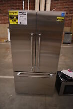 Fisher Paykel RF201ACJSX1N 36  Stainless French Door Refrigerator T2  42502 CLW