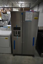 KitchenAid KRSF505ESS 36  Stainless Side by Side Refrigerator NOB  19684 MAD