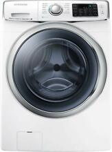 Samsung WF45H6300AW Energy Star 4 5 Cu  Ft  Front Load Steam Washer LOCAL PICKUP