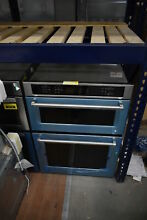 KitchenAid KOCE500ESS 30  Stainless Microwave Oven Combo NOB  39321 HRT