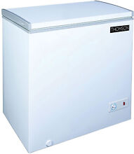 Thomson Chest Freezer 7 0 cu  ft  Deep Frozen Bulk Food Storage Easy Defrost