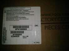 WPW10300022 New Whirlpool Ice Maker  OEM Factory Part  FREE SHIPPING