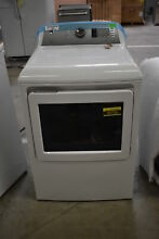GE GTD65GBSJWS 27  White Front Load Electric Dryer 7 4 Cu Ft NOB  42756 HRT