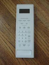 GE Hotpoint Microwave Control Panel Assembly   P N WB07X10188