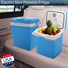 26 Liter Electric Portable Mini Fridge Cooler   Warmer Refrigerator Car Freezer