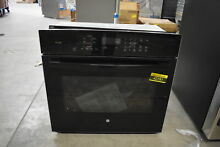 GE Profile PT7050DFBB 30  Black Single Electric Wall Oven NOB  42781 MAD