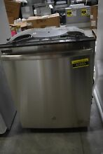 GE GDT535PSMSS 24  Stainless Fully Integrated Dishwasher NOB  42950 WLK