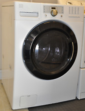 Kenmore  Made By LG  4 2 cu ft Front Load Washer