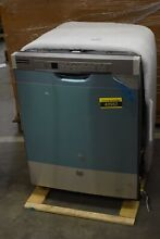 GE GDF640HSMSS 24  Stainless Fully Console Dishwasher NOB  42952 HRT