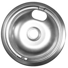 Stove Drip Pans fit Whirlpool 8  Electric Range Reflector Bowls