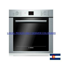 Open Box Bosch 500 Series 24   Electric Wall Oven with European Convection