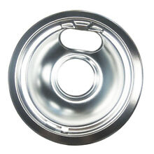 Stove Drip Pans fit Whirlpool 6  Electric Range Reflector Bowls
