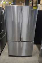 Whirlpool WRF535SWHZ 36  Stainless French Door Refrigerator NOB  31929 MAD