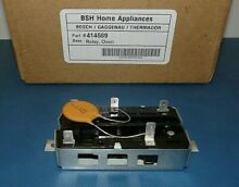 NEW GENUINE OEM THERMADOR 414589  00414589  210768 OVEN OR RANGE HOT WIRE RELAY