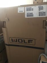 WOLF DO30CM B 30  CONTEMPORARY SERIES BUILT IN DOUBLE OVEN