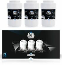 K J GE Smartwater Water Filter MWF  NSF 42 certified  3 Pack