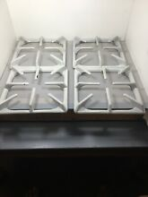 VINTAGE STOVE PARTS Modern Maid Amana Gas Range Downdraft Cooktop Grate 305810B