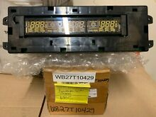 NEW  GE WB27T10429 DOUBLE WALL OVEN RANGE CONTROL BOARD ERC