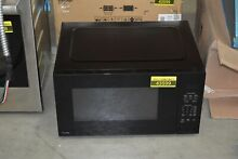 GE Profile PEB7227DLBB 24  Black Built In Sensor Microwave NOB  43599 HRT