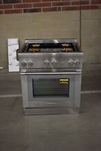 Thermador PRD304WHU 30  Stainless Dual Fuel Pro Range  43714 HRT