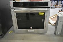 KitchenAid KOSE500ESS 30  Stainless Single Electric Wall Oven NOB  43854 HRT