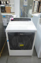Whirlpool WED8000DW 29  White Front Load Electric Dryer NOB  25721 T2 CLW