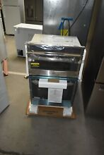 GE PK7800SKSS 27  Stainless Microwave Oven Combo Wall Oven NOB  44092 HRT